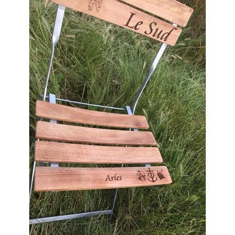 "Chaises ""Le Sud'"