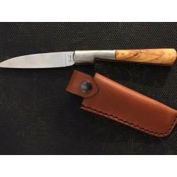 Etui à couteau en cuir